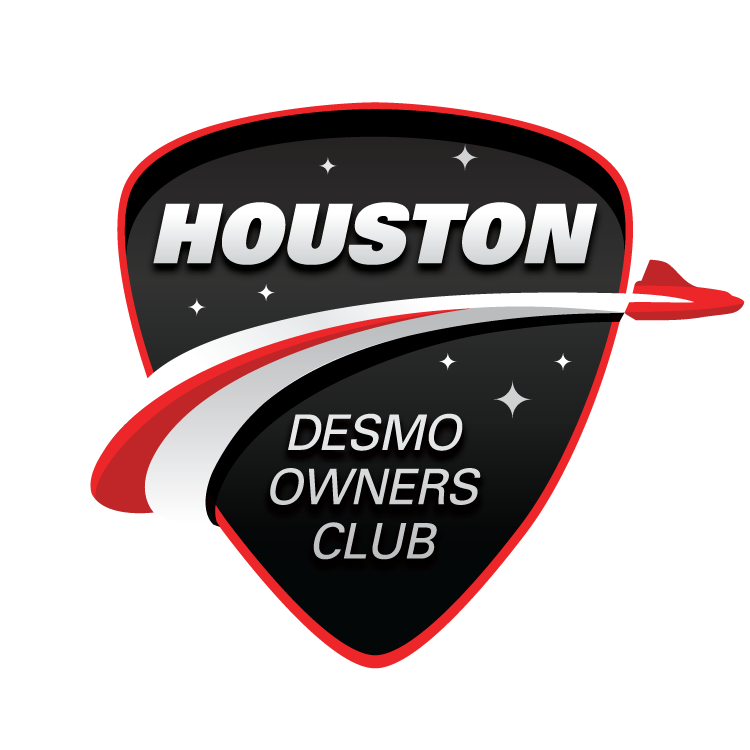 Houston-Desmo-Owners-Club-logo